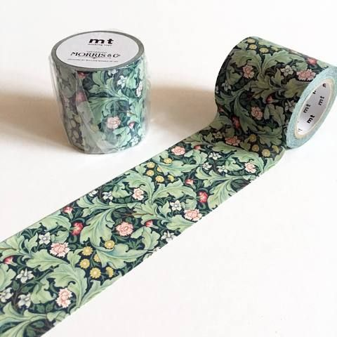 mt william morris leceister masking tape