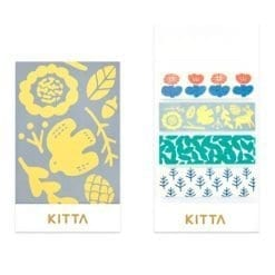 Kitta Washi Stickers Scandinavia KIT018