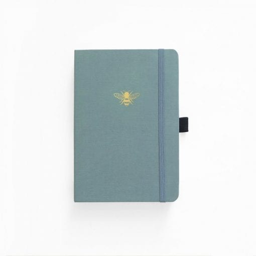 Archer & Olive Vintage Bee Dot Grid Notebook
