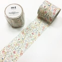 mt x william morris mary isobel washi tape