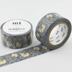 mt x william morris pimpernel washi tape