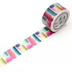 MT Bluebellgray Muralla washi tape