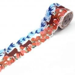 MT Animal Die Cut Washi Tape 2020