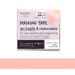 Masté Draw Me Pink Washi Tape