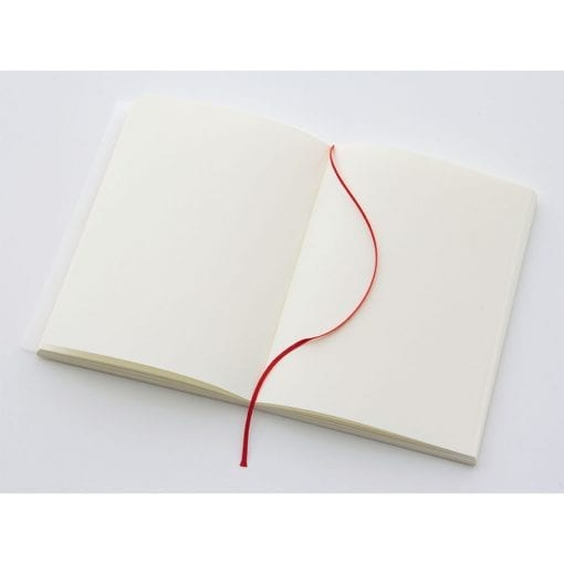 MD Paper A6 Notebook Blank Pages