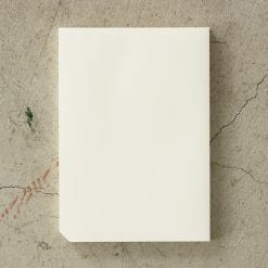 MD Paper A5 Paper Pad Blank Pages