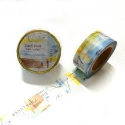 Round Top x Liang Feng Sea Washi Tape