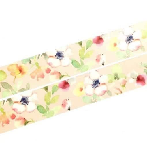 Round Top x Liang Feng Spring Washi Tape