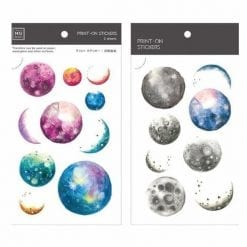 MU Print-On Stickers - Universe BPOP001026