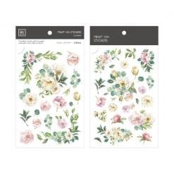 MU Print-On Stickers - Endless Spring