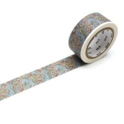 MT x William Morris Granville Washi Tape