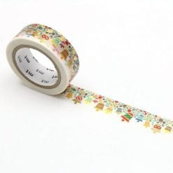 MT 'Christmas Bells' Washi Tape