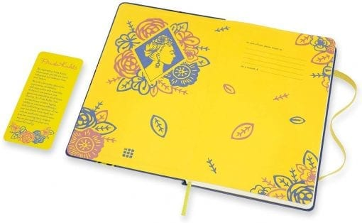 Moleskine Limited Edition-Notebook-Frida-Kahlo-Large-Plain-Collectors-Edition-Box