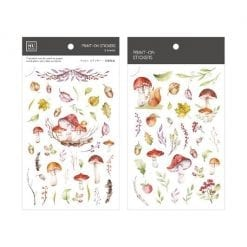 MU Print-On Stickers - Autumn