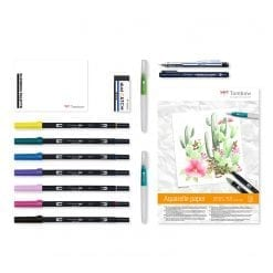 Tombow Have Fun @ Home Set - Watercolouring