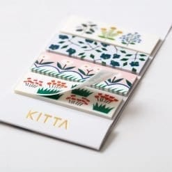 KingJim Kitta Washi Paper Stickers