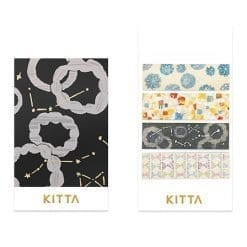 Kitta Washi Stickers Butterfly KITH003
