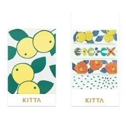 Kitta Washi Stickers Pottery KITH004