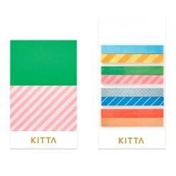 Kitta Slim Washi Stickers Mix 1