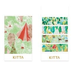 Kitta Washi Stickers - Grassland KIT054