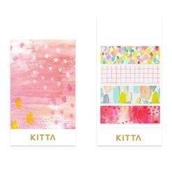 KITTA Clear Stickers - Drops