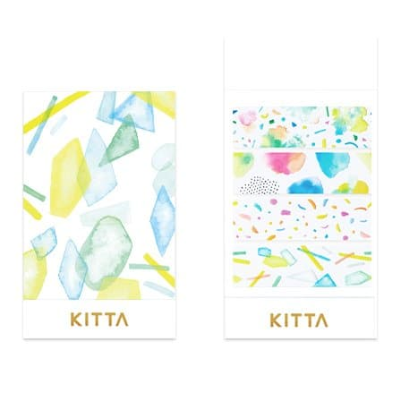 KITTA Clear Stickers - Light