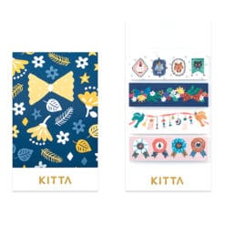 Kitta Washi Stickers Decorations KIT038