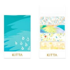 KITTA Washi Stickers - Breath of Wind KIT044