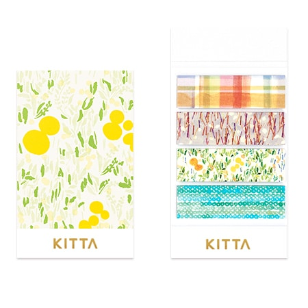 Kitta washi stickers Picnic KIT046
