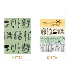 Kitta Washi Stickers Outdoor KIT048