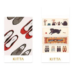 KITTA Washi Stickers - Daily Life KIT050