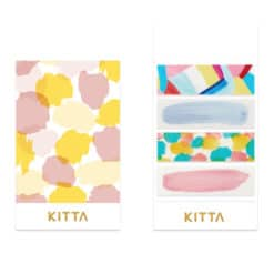 KITTA Washi Stickers - Palette KIT053