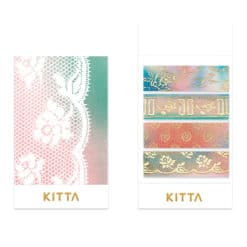 KITTA Washi Stickers - Lace KITH007