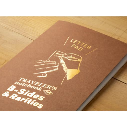 TRAVELER'S Company Limited Edition Notebook - Regular Refill Letter Pad