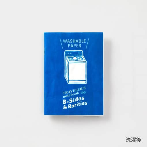 TRAVELER'S Notebook Limited Edition Notebook - Passport Size Refill Washable Paper