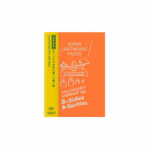 TRAVELER'S Company Limited Edition Notebook - Passport Size Refill Super Lightweight Paper