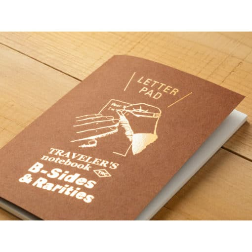 TRAVELER'S Limited Edition Notebook - Passport Size Refill Letter Pad