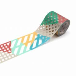 MT Fab Colour & Pattern Block Die-Cut Tape