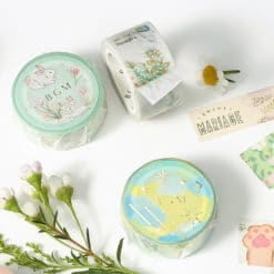 BGM Spring Rabbit Washi Tape