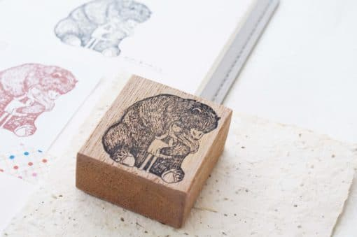 Black Milk Project Rubber Stamps - Be Held