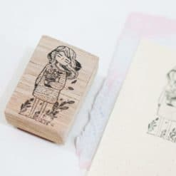 Black Milk Project Rubber Stamps - Emma