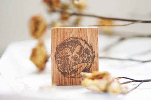 Black Milk Project Rubber Stamps - Guardian