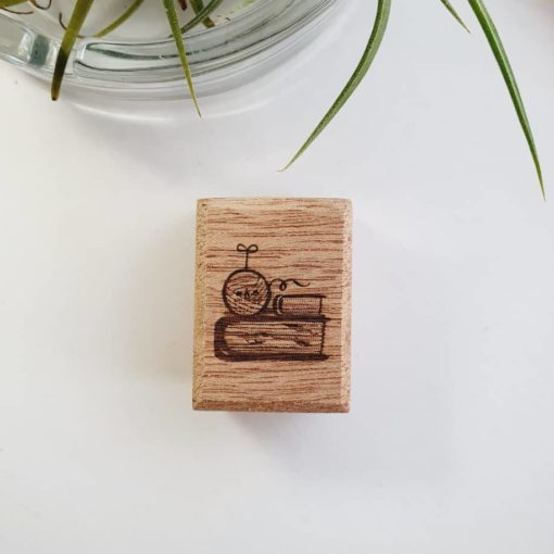 Elsie with Love Rubber Stamp - Kakpoot Series no. 2