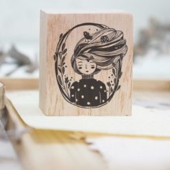 Black Milk Project Rubber Stamps - Raven