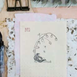 Black Milk Project Rubber Stamps - Rest