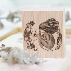 Black Milk Project Rubber Stamps - Slumber