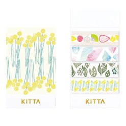 KITTA Collabo Washi Stickers - Humming
