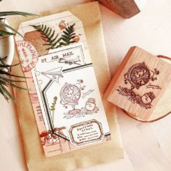 Elsie with Love Rubber Stamp - Someday