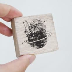 Black Milk Project Rubber Stamps - Cosmos